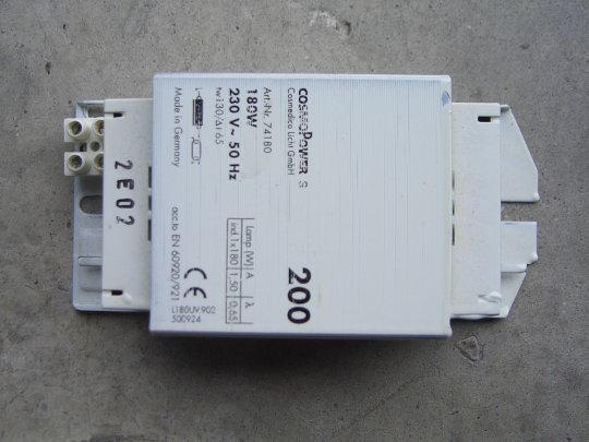 200-watt-ballast-block-type